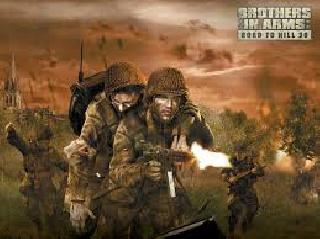 Screenshot Thumbnail / Media File 1 for Brothers in Arms - Road to Hill 30 (Europe) (En,Fr,De,Es,It)