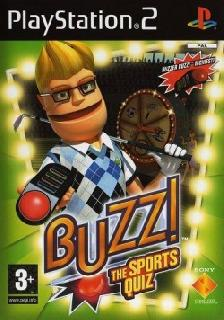 Screenshot Thumbnail / Media File 1 for Buzz! The Sports Quiz (Europe)