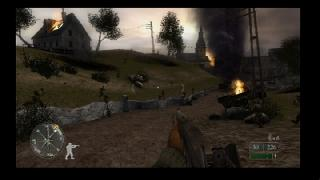 Screenshot Thumbnail / Media File 1 for Call of Duty 2 - Big Red One (Germany)