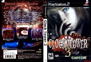 Screenshot Thumbnail / Media File 1 for Clock Tower 3 (Europe) (En,Fr,De,Es,It)
