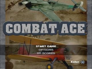 Screenshot Thumbnail / Media File 1 for Combat Ace (Europe)