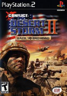 Screenshot Thumbnail / Media File 1 for Conflict - Desert Storm II (Europe) (En,Fr,De,Es,It)