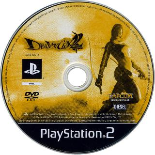 Screenshot Thumbnail / Media File 1 for Devil May Cry 2 (Europe) (En,Fr,De,Es,It) (Disc 2) (Lucia Disc)