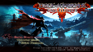 Screenshot Thumbnail / Media File 1 for Dirge of Cerberus - Final Fantasy VII (Europe, Australia) (En,Fr,De,Es,It)