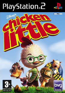 Screenshot Thumbnail / Media File 1 for Disney's Chicken Little (Europe) (Es,It)