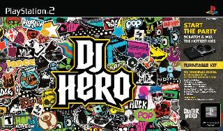 Screenshot Thumbnail / Media File 1 for DJ Hero (Europe) (En,Fr,De,Es,It)