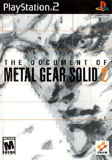 Screenshot Thumbnail / Media File 1 for Document of Metal Gear Solid 2, The (Europe)
