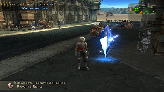 Screenshot Thumbnail / Media File 1 for Final Fantasy XII (Spain)