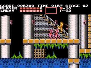 Screenshot Thumbnail / Media File 1 for Castlevania (PlayChoice-10)