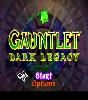 Screenshot Thumbnail / Media File 1 for Gauntlet - Dark Legacy (Europe) (En,Fr,De)