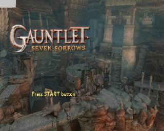 Screenshot Thumbnail / Media File 1 for Gauntlet - Seven Sorrows (Europe, Australia) (En,Fr,De,Es,It)