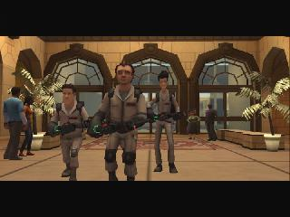 Screenshot Thumbnail / Media File 1 for Ghostbusters - The Video Game (Europe) (En,Fr,De,Es,It,Nl)