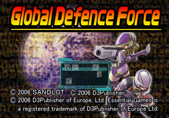 Screenshot Thumbnail / Media File 1 for Global Defence Force (Europe)
