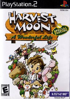 Screenshot Thumbnail / Media File 1 for Harvest Moon - A Wonderful Life - Special Edition (Europe)