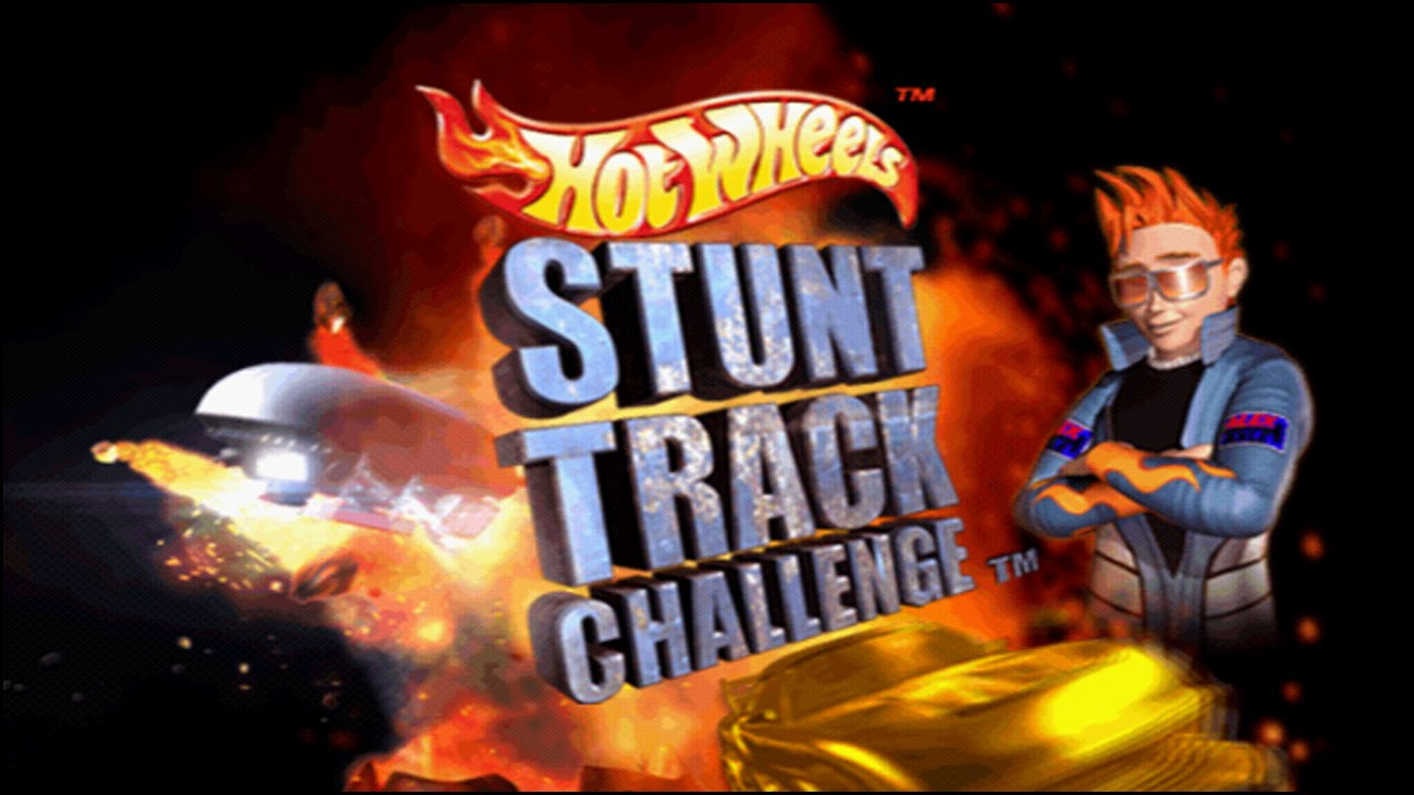 Hot Wheels Stunt Track Challenge Europe Iso Ps2 Isos Emuparadise