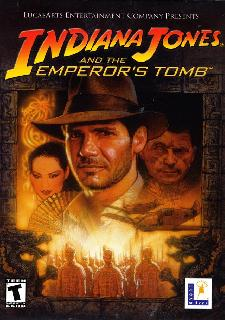 Screenshot Thumbnail / Media File 1 for Indiana Jones and the Emperor's Tomb (Europe)