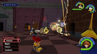 Screenshot Thumbnail / Media File 1 for Kingdom Hearts (Europe)