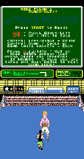 Screenshot Thumbnail / Media File 1 for Mike Tyson's Punch-Out!! (PlayChoice-10)