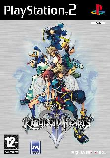 Screenshot Thumbnail / Media File 1 for Kingdom Hearts II (France)