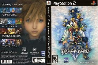 Screenshot Thumbnail / Media File 1 for Kingdom Hearts (Spain)