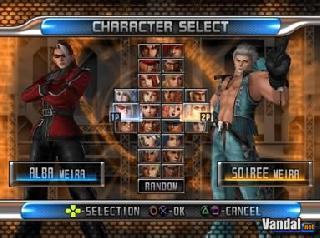 Screenshot Thumbnail / Media File 1 for King of Fighters, The - Maximum Impact 2 (Europe)