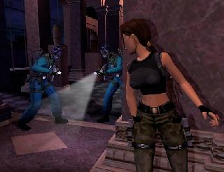 Screenshot Thumbnail / Media File 1 for Lara Croft Tomb Raider - The Angel of Darkness (Europe) (En,Fr,De,Es,It)