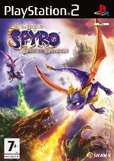 Screenshot Thumbnail / Media File 1 for Legend of Spyro, The - Dawn of the Dragon (Europe) (En,Fr,De,Es,It,Nl)