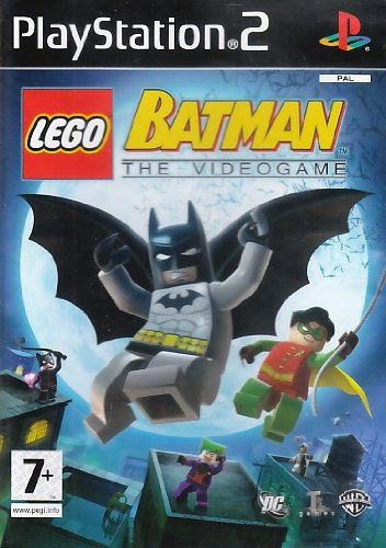 LEGO Batman - The Videogame (Europe) (En,Fr,De,Es,It,Da) ISO
