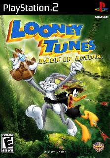 Screenshot Thumbnail / Media File 1 for Looney Tunes - Back in Action (Europe) (En,Fr,De,Es,It)