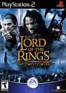 Screenshot Thumbnail / Media File 1 for Lord of the Rings, The - The Two Towers (Europe) (En,Nl,Sv)