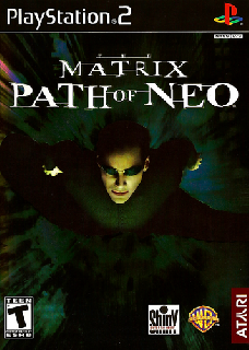 Screenshot Thumbnail / Media File 1 for Matrix, The - Path of Neo (Europe)
