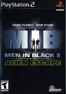 Screenshot Thumbnail / Media File 1 for Men in Black II - Alien Escape (Europe) (En,Fr,De,Es,It)