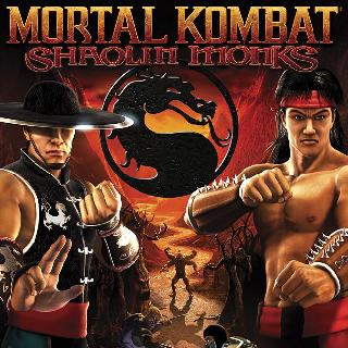 Screenshot Thumbnail / Media File 1 for Mortal Kombat - Shaolin Monks (Europe) (En,Fr,De,Es,It)