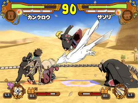 Download Cheat Naruto Ultimate Ninja 4 | Naruto Indonesia
