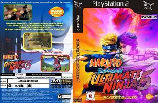Naruto Shippuden - Ultimate Ninja 5 (Europe) (En,Fr,De,Es,It