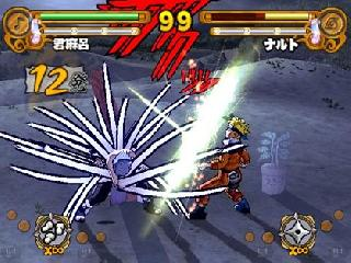 Screenshot Thumbnail / Media File 1 for Naruto - Ultimate Ninja 3 (Europe) (En,Fr,De,Es,It)