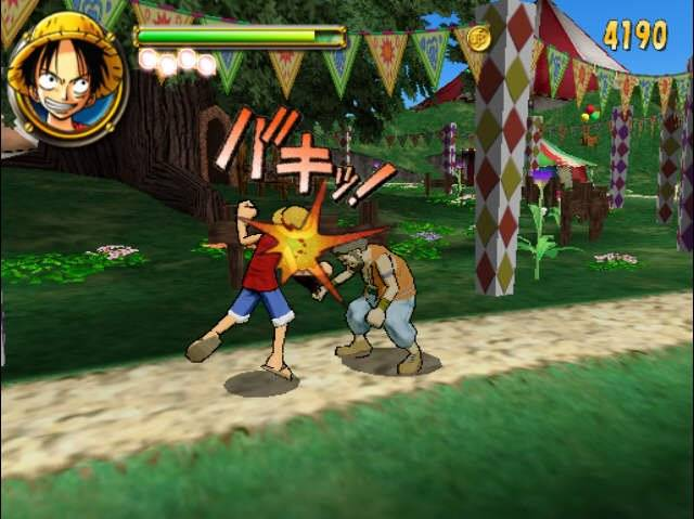 download game one piece pcsx2