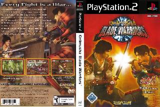 Screenshot Thumbnail / Media File 1 for Onimusha - Blade Warriors (Europe) (En,Fr,De)
