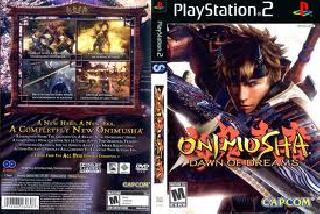 Screenshot Thumbnail / Media File 1 for Onimusha - Dawn of Dreams (Europe) (En,Fr,De,Es,It) (Disc 1)