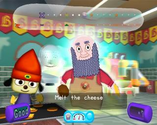 Screenshot Thumbnail / Media File 1 for PaRappa the Rapper 2 (Europe, Australia) (En,Fr,De,Es,It)