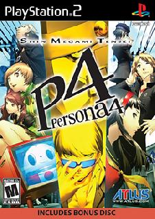 Screenshot Thumbnail / Media File 1 for Persona 4 (Europe)