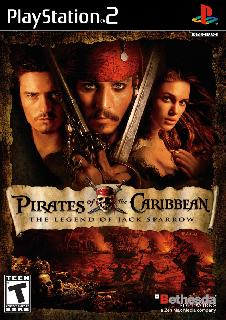 Screenshot Thumbnail / Media File 1 for Pirates of the Caribbean - The Legend of Jack Sparrow (Europe) (En,Fr,De,Es,It)