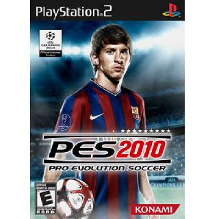 Screenshot Thumbnail / Media File 1 for Pro Evolution Soccer 2010 (Europe) (Es,It,Pt)