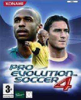 Screenshot Thumbnail / Media File 1 for Pro Evolution Soccer 4 (Europe) (En,Fr,De,Es) (v2.00)