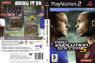 Screenshot Thumbnail / Media File 1 for Pro Evolution Soccer 5 (Europe) (En,Fr,De,Es)