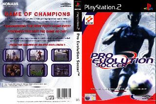 Screenshot Thumbnail / Media File 1 for Pro Evolution Soccer (Europe) (En,Fr,De) (v2.00)