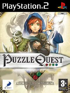 Screenshot Thumbnail / Media File 1 for Puzzle Quest - Challenge of the Warlords (Europe) (En,Fr,De,Es,It)