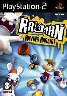 Screenshot Thumbnail / Media File 1 for Rayman - Raving Rabbids (Europe) (En,Fr,De,Es,It,Nl)