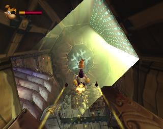 Screenshot Thumbnail / Media File 1 for Rayman Revolution (Europe) (En,Fr,De,Es,It)