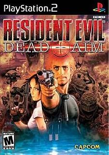 Screenshot Thumbnail / Media File 1 for Resident Evil - Dead Aim (Europe) (En,Fr,De,Es,It)